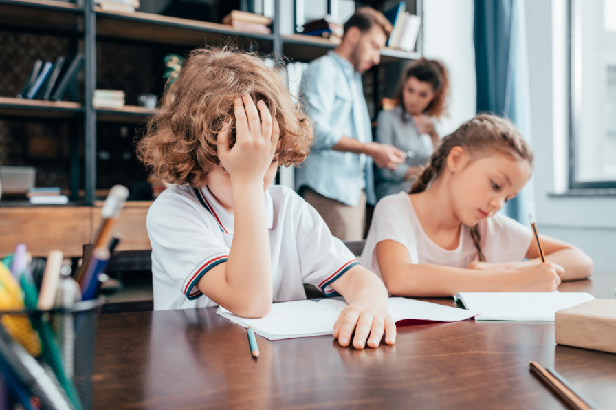 How To Help Your Younger Kids With Homework
