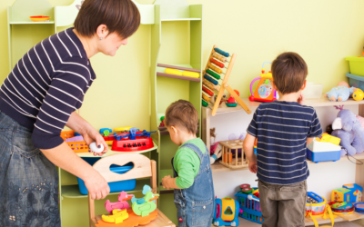 6 Ways Your Kid's Can Help Around The House