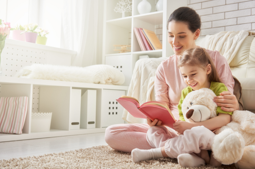 3 Reasons Why It Is Important To Read Aloud To Your Kids