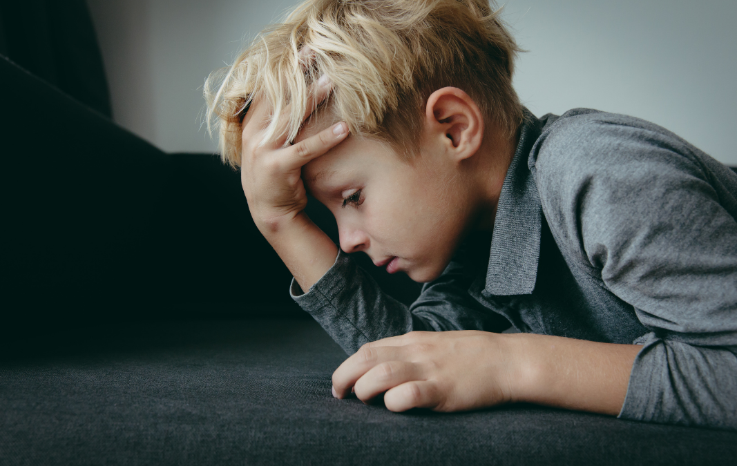 4 Ways to Support Your Anxious Child