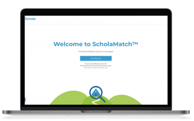 Schola's Latest Update Makes Searching for a K-12 School Simple